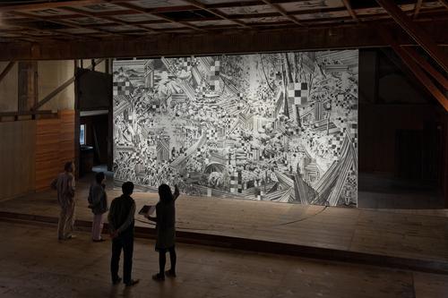 HISスタディツアー『地方創生とアートから自分をデザインする神山町2日間』